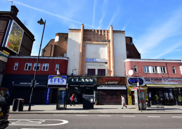 Earth: Hackney Arts Centre unveils new name for state-of-the-art revamp of old Savoy Cinema