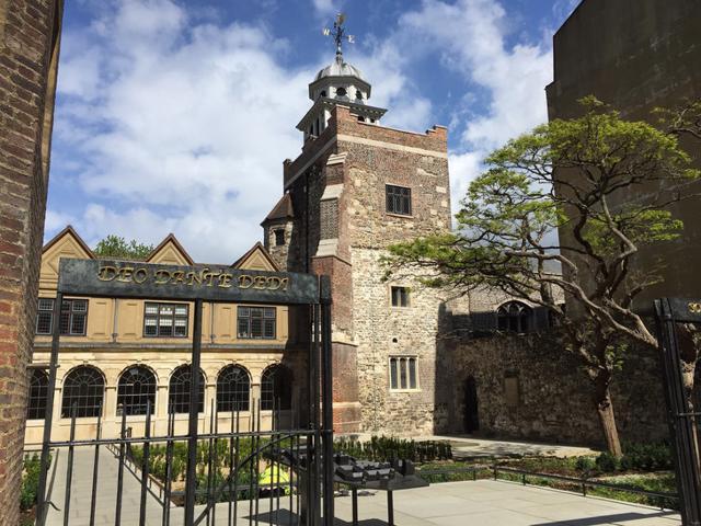 Charterhouse Islington London